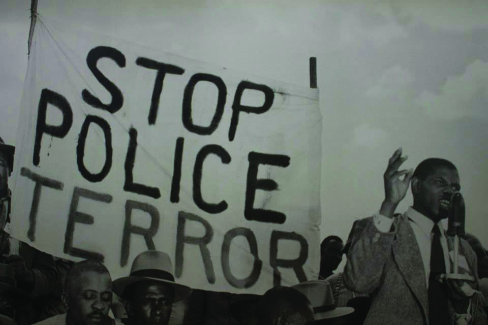 corrupt south african police