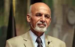 photo of ashraf ghani