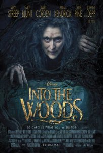 pic of into the woods poster