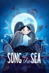 movie poster for song of the sea