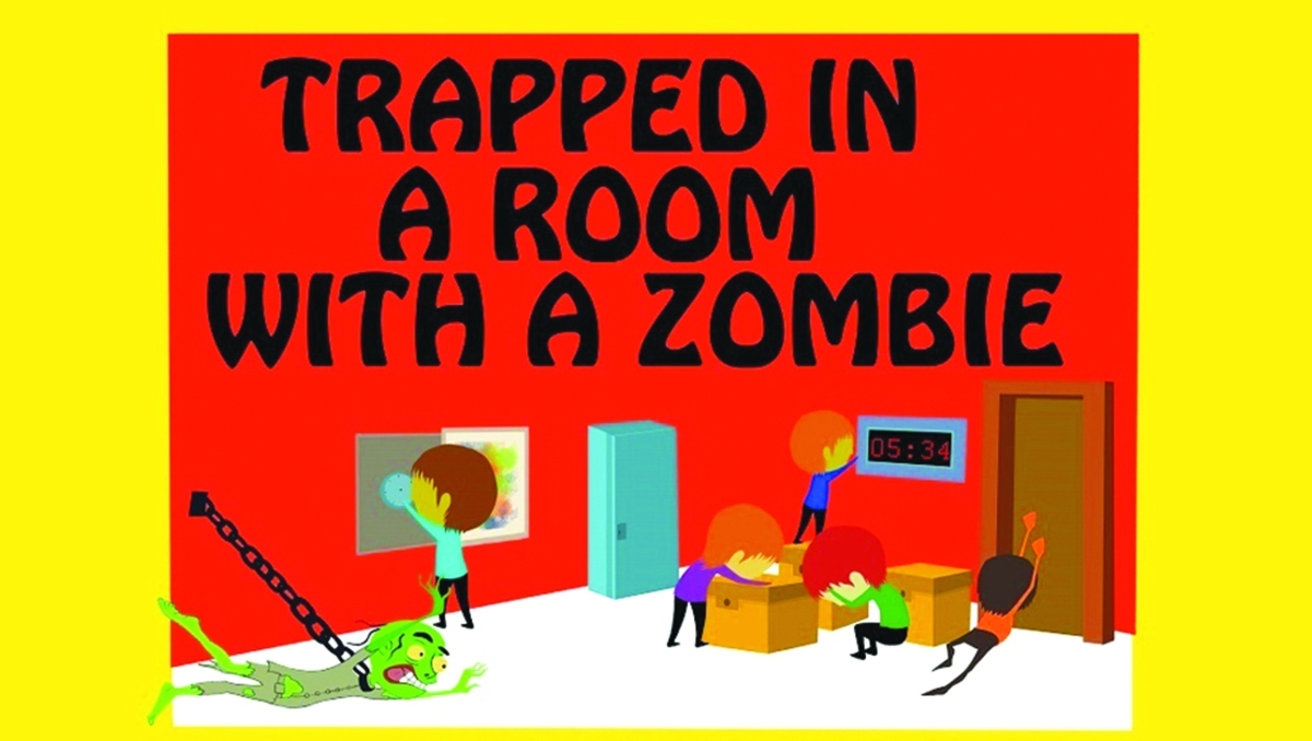 Escape Room Zombie