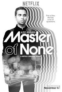 Netflix promotional for 'Master of None'