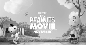 'The Peanuts Movie' poster