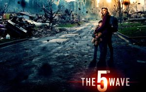 "Official poster for ""The 5th Wave"""