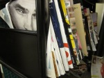 Beatley Library's collection of magazines to be repurposed