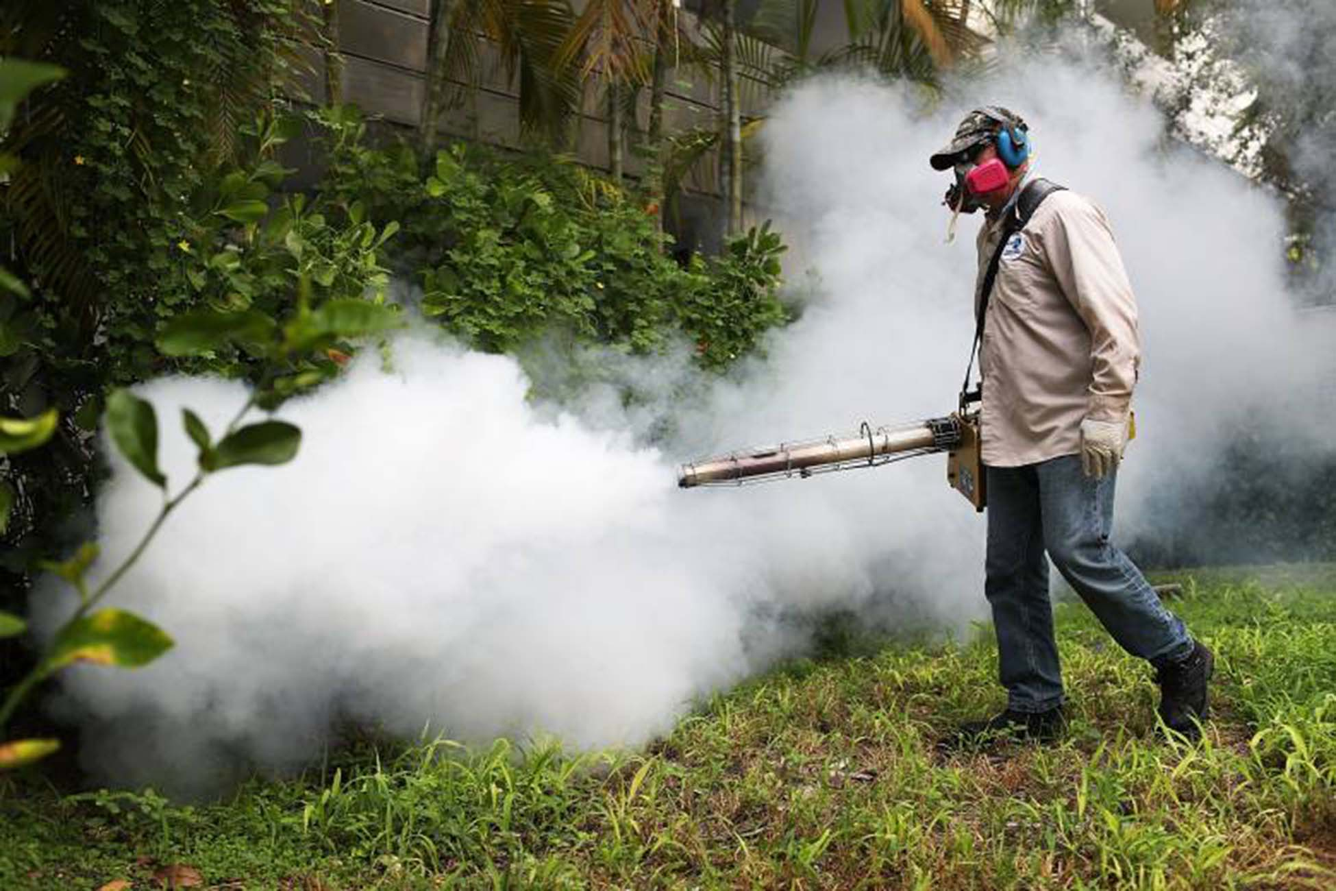 pesticide-spraying