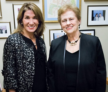 President Drinan and Lieutenant Governor Polito 540x463.jpg
