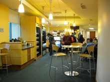 Meyers Cafe will supply all your snacking and coffee needs as the semester comes to a close. Credit: Siobhan Kenneally