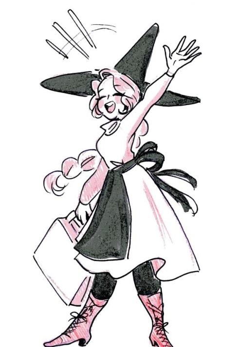 julie witch